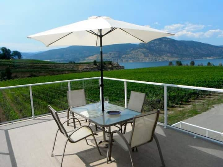 Petit Verdot Suite at D'Angelo Winery Guest House