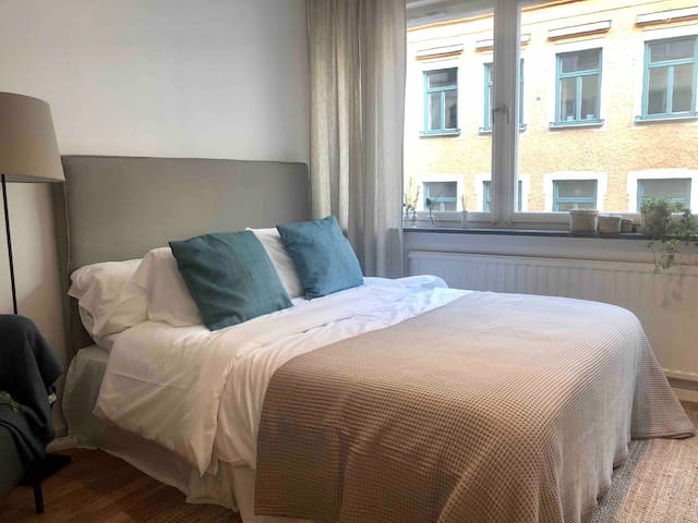 Bright Comfortable Studio close to central station