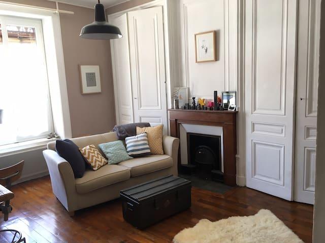 50 m2 cosy proche Part Dieu - Lyon - Leilighet
