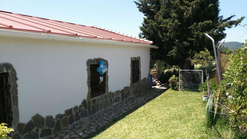Casa de campo ecológica - San José del Valle