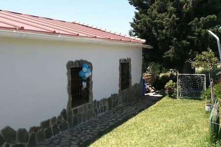 Casa de campo ecológica - San José del Valle - Дом