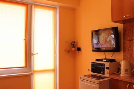 СТУДИО НА БЕРЕГУ МОРЯ - Kyiv - Apartment