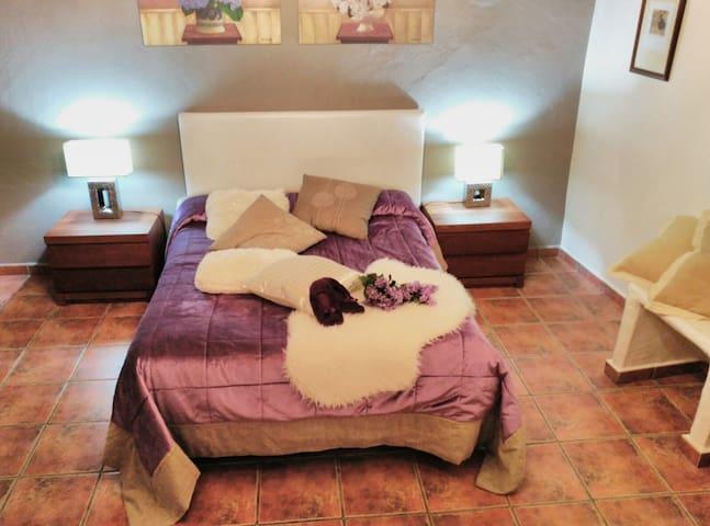 Dormitorio 1, hasta 3 personas