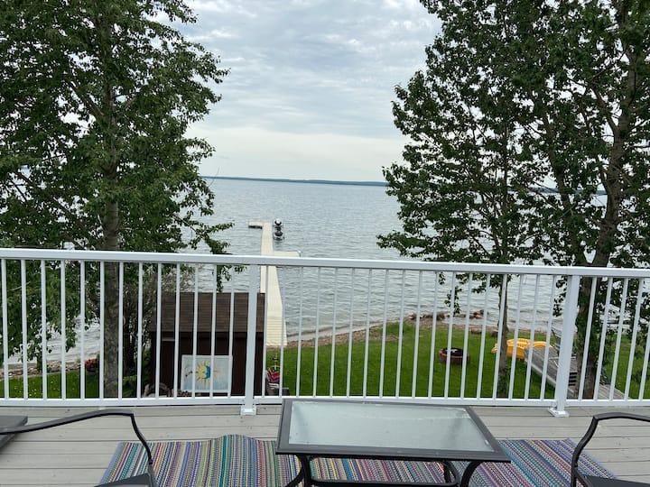 Lake Front family get away