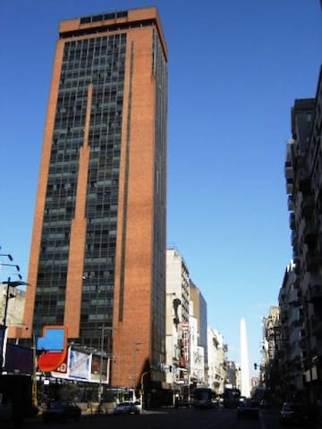Apartments Tower - Corazón Buenos Aires - Av Corrientes 818 Capital federal argentina - Appartement