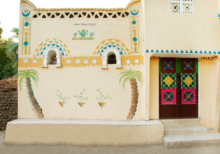 Farm house 2 (with two beds) in Elephantine island