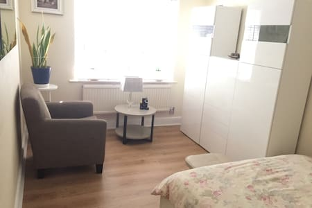 Charming/Spacious Private Double Room near Central