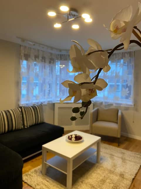 Beautiful double bedroom flat in Hanwell