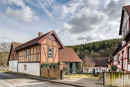 Archaic Holiday Home in Wolfsberg with Garden