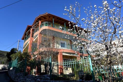 Dom Manto w Nea Figalia
