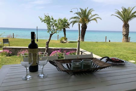 Seafront Apartment Ideal for Children-Poseidon