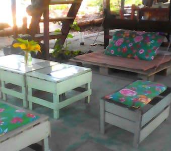 Espaço Ecológico - Santarém - Pondok alam
