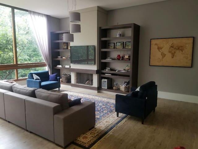 Apartamento Premium 5✫  bem no centro de Gramado