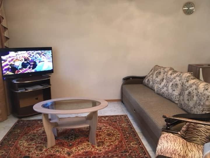 Ессентуки-просторная квартира в кур.зоне