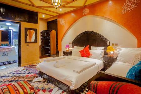 Soveværelsesbillede
