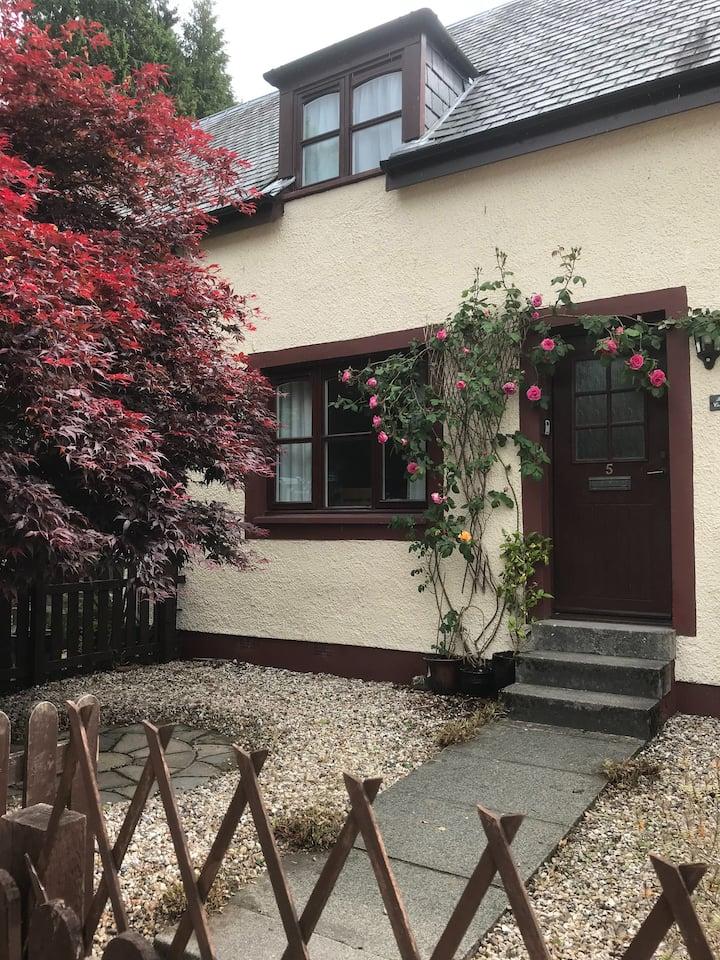Cosy cottage in Aberfoyle