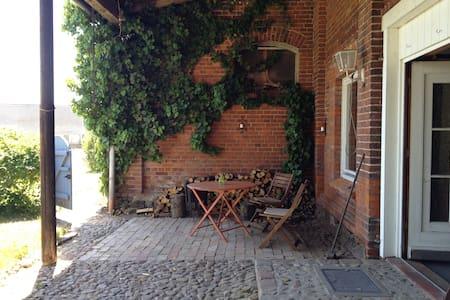Stellmacherei an der Mecklenburger Seenplatte - Passow OT Welzin - Apartmen
