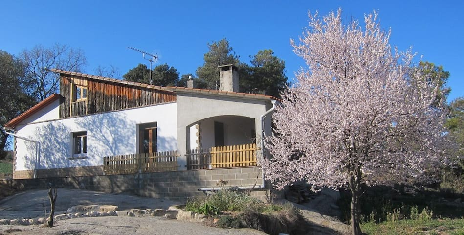 Relaxing Country Retreat El Bosquet - Sagàs - Casa