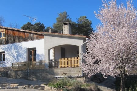 Relaxing Country Retreat El Bosquet - Sagàs - 独立屋