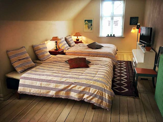 Sleep Easy Bed & Breakfast Randers, Family Room - Randers - Bed & Breakfast