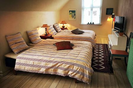 Sleep Easy Bed & Breakfast Randers, Family Room - Randers - Szoba reggelivel