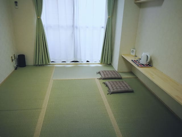 鸭川旁边的温馨公寓 - Kyoto - Lejlighed