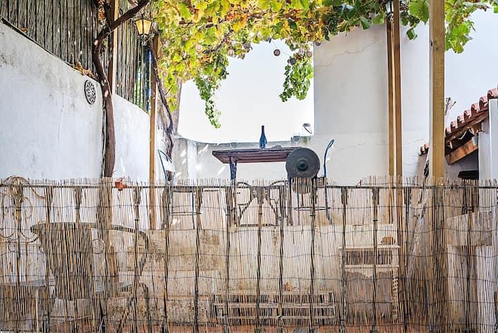 Vine Terrace near Rossio