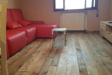 Square apartment: two Bikes free - Chioggia - Appartement
