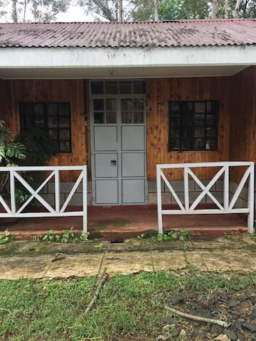 A nice little cottage in the past used by students situated in Karen,Nairobi