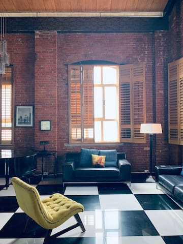 The last factory of San Pedro
