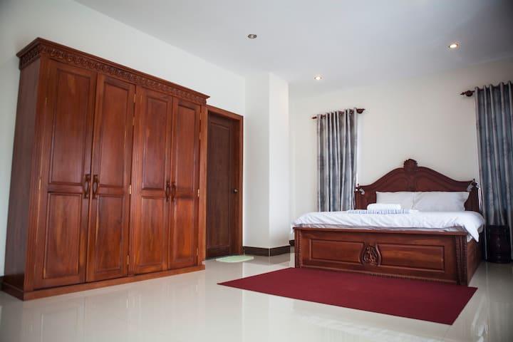 Wonderland private bedroom, Phnom Penh Cambodia - Phnom Penh - Apartmen