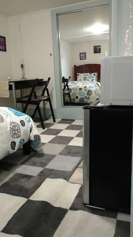 Small comfy room - Олбани - Дом