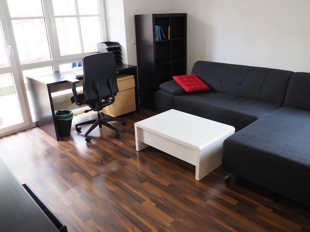Ruhige 2 Zimmer Wohnung mit 50m2 - Zell am Main - Byt