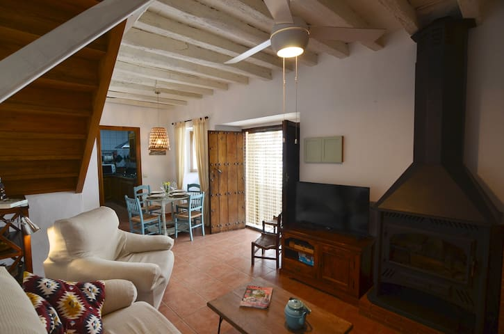 """Casa Moraleda """"Turismo rural"""" Benalauría"""