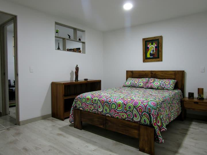 Excelente y cómodo Apartamento, cerca a Unicentro