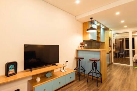 Uma Condotel Apartmanet - ChamOasis - Room 108/110 - Thành phố Nha Trang - Διαμέρισμα