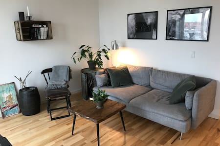 Cozy apartment with rustic touch! - Aarhus