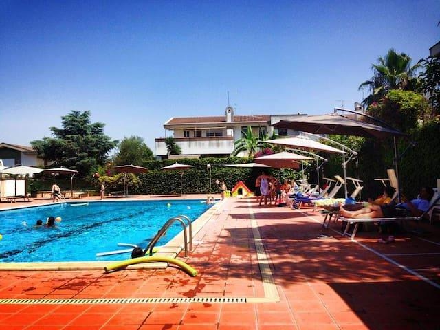 Anzio d'Amare holiday home whole villa