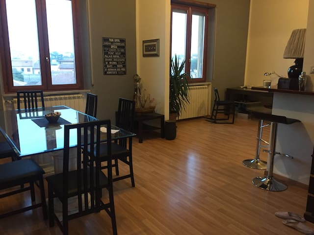 Casa di Mauro, a luminous and quiet flat for you! - Pisa - Apartment
