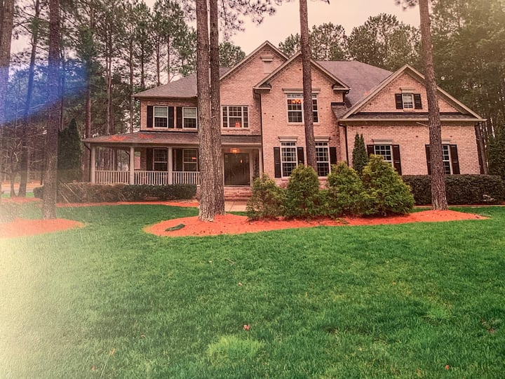 Exquisite Home in Wake Forest