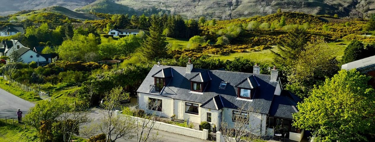 Eilean A Cheo Guest House Ground Floor Room 3