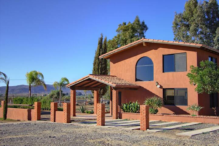 Casa de Guadalupe Planta Alta