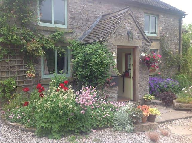 Large en suite bedroom in idyllic country property
