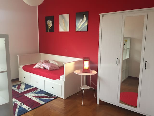 Cosy flat next to Milan, Switzerland and airports - Castellanza - Pis