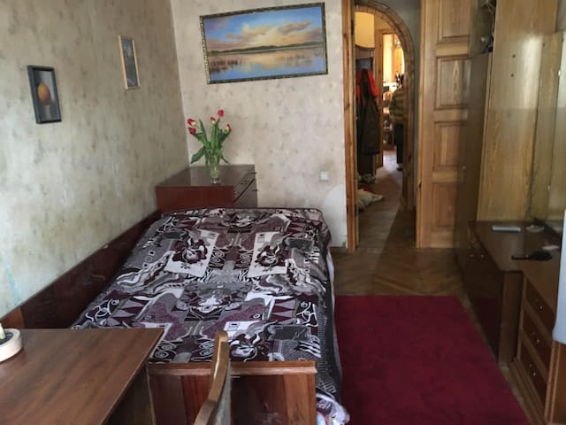 Cozy room in downtown - Kharkiv - Appartement