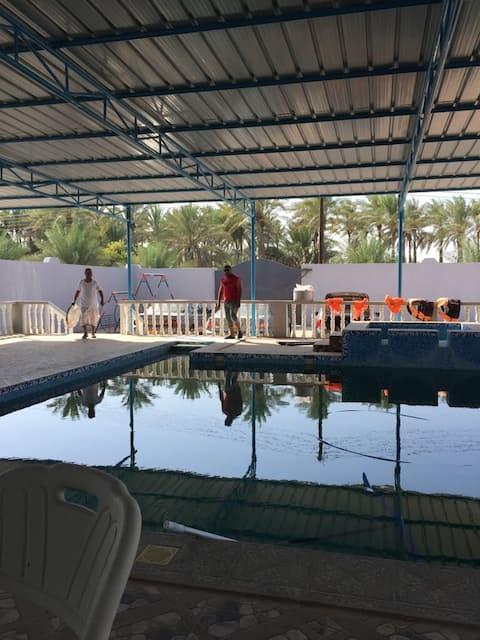 Splendid Omani resort