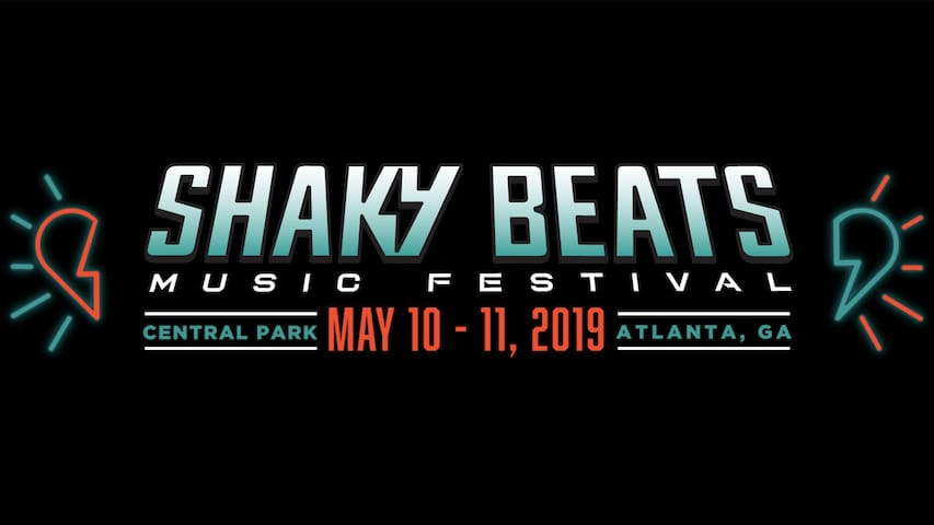 SHAKY BEATS Music Festival... Stay Downtown ATL!