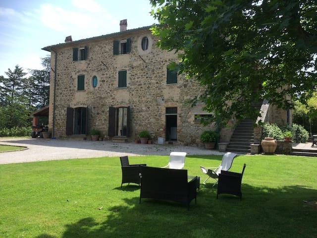 CASALE BELLAVISTA - Citta' di Castello - Casa de camp