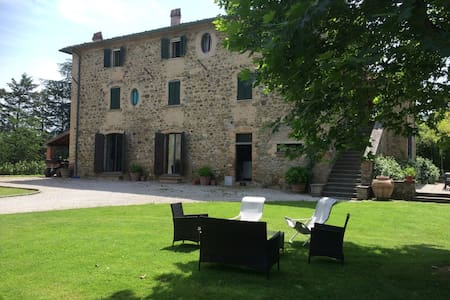 CASALE BELLAVISTA - Citta' di Castello - Villa
