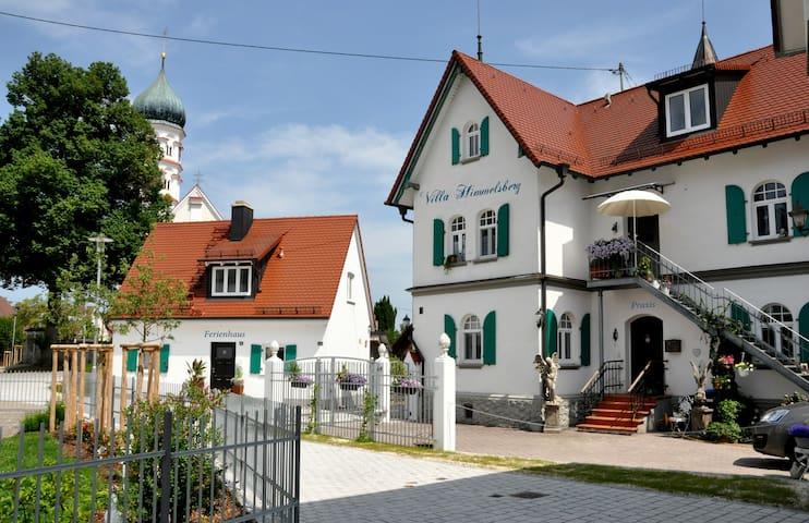 Idyllisches Ferienhaus der Villa Himmelsberg